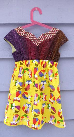 fox dress 1