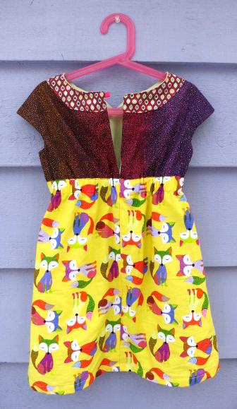 fox dress 2