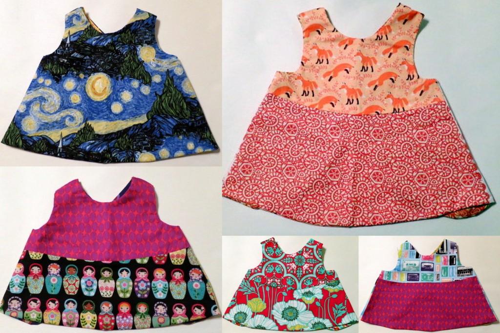 smock dresses