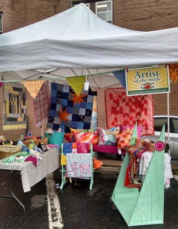 Sewing For Craft Fair Perry Moffitt