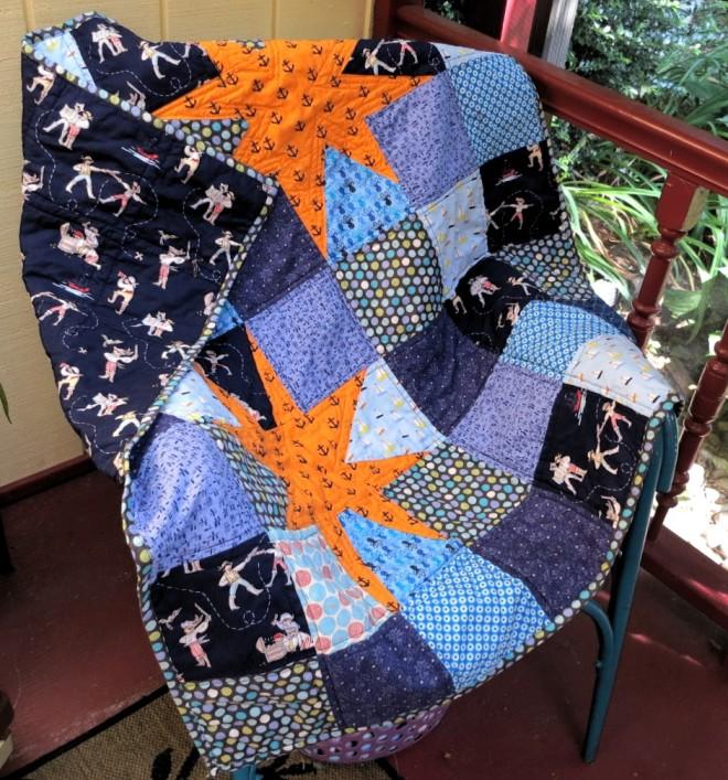 nautical quilt 1