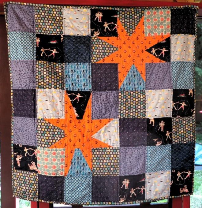 nautical quilt 3